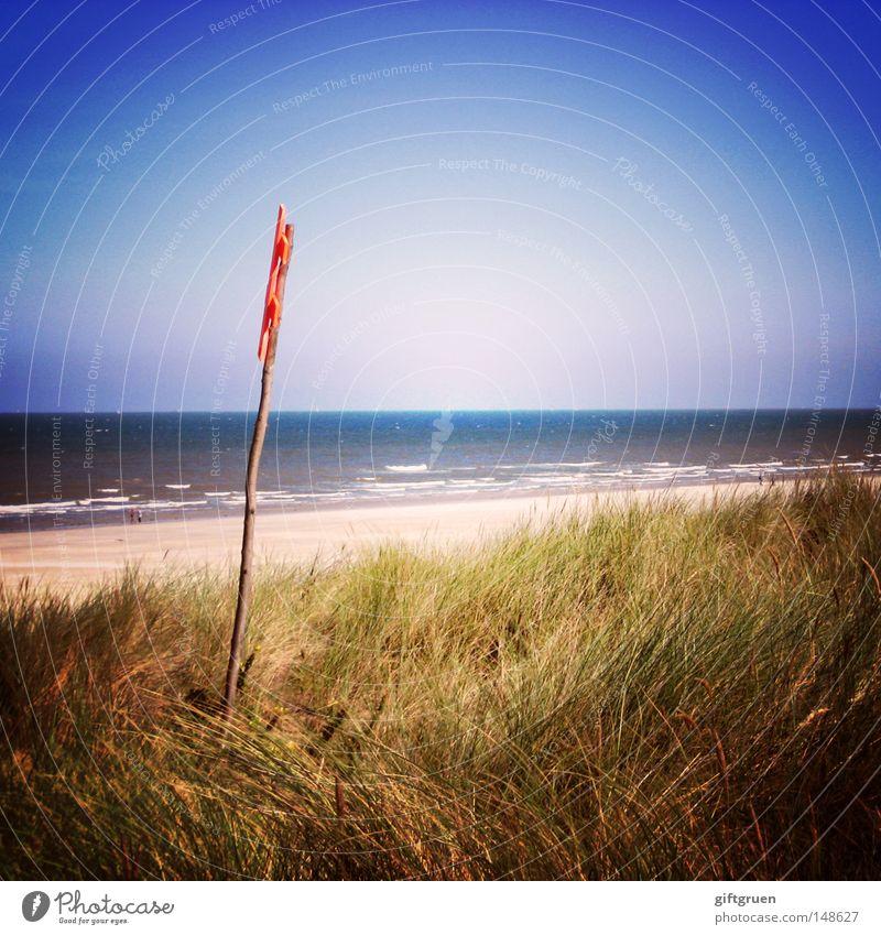 langeoog Langeoog Nordsee Strand Sandstrand Meer Küste Ostfriesland Ostfriese Ostfriesische Inseln Ferien & Urlaub & Reisen Sommer Tourismus Lomografie