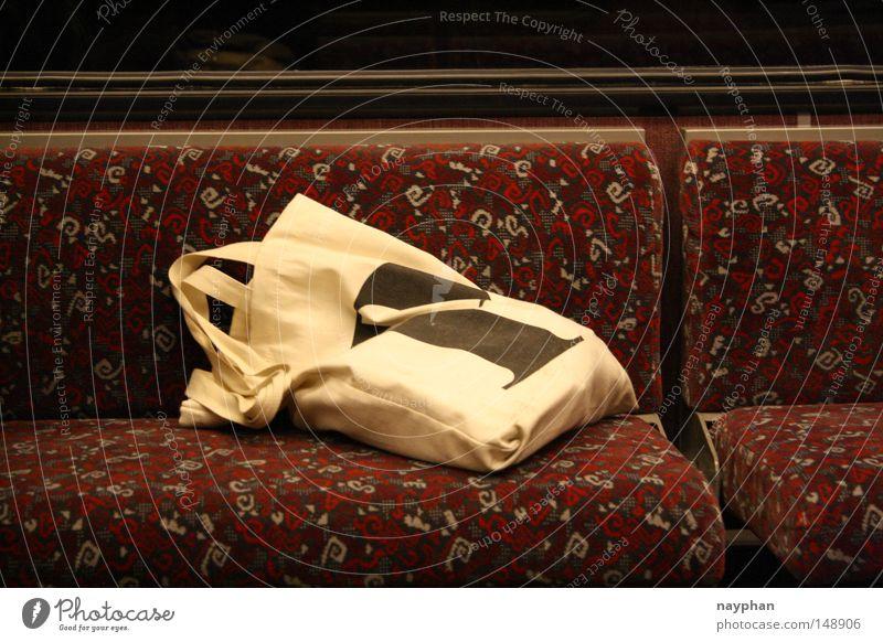 P Eisenbahn Bank Tasche