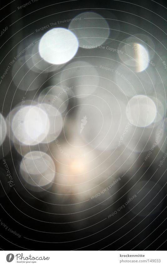 silver dots Farbe grau hell Beleuchtung elegant Kreis Punkt silber Fleck edel Ausgang festlich Nachtleben