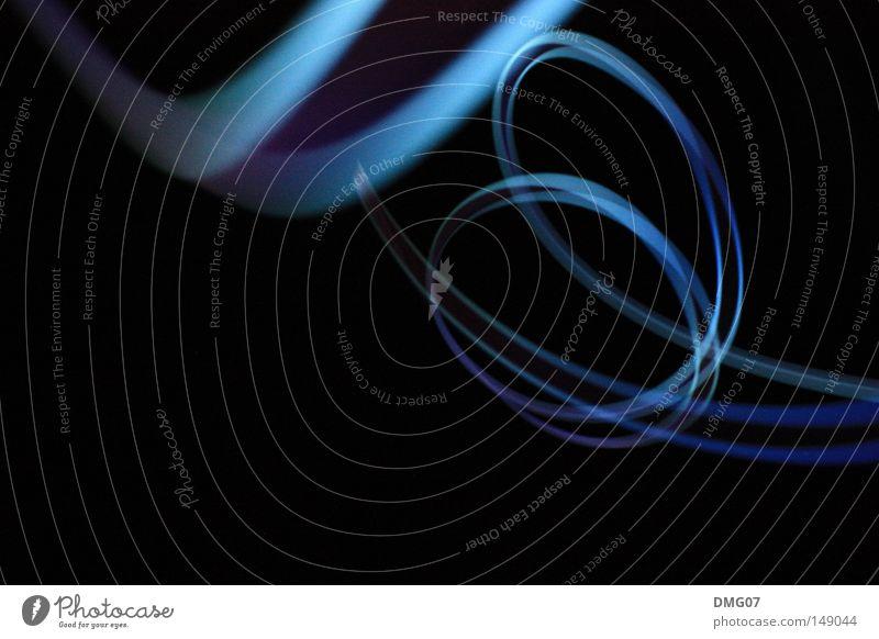 Blue blau Winter schwarz Herbst Stil Bewegung Musik Beleuchtung Geschwindigkeit Coolness Dynamik Strahlung