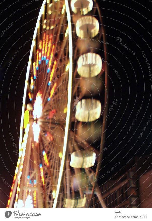riesenrad Riesenrad Freizeit & Hobby Jahrmarkt Weihnachtsmarkt Mensch