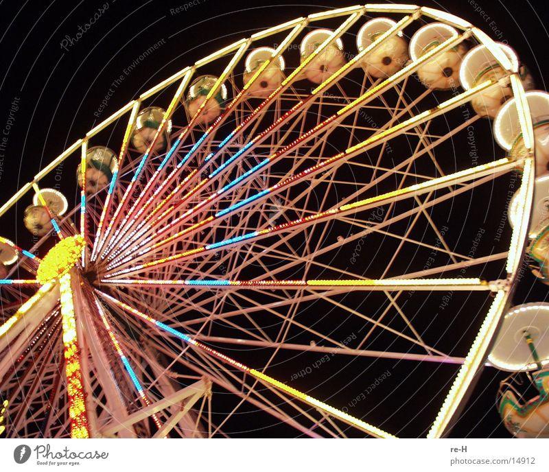 riesenrad Mensch Freizeit & Hobby Jahrmarkt Riesenrad Weihnachtsmarkt