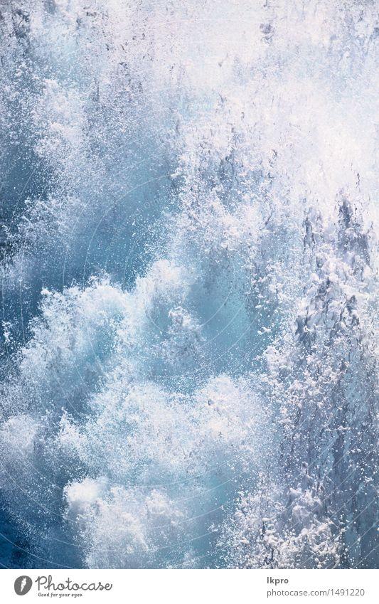 von Mittelmeer Griechenland schön Erholung Ferien & Urlaub & Reisen Sommer Meer Natur Horizont Wind Küste Bewegung nass blau schwarz türkis weiß Hintergrund