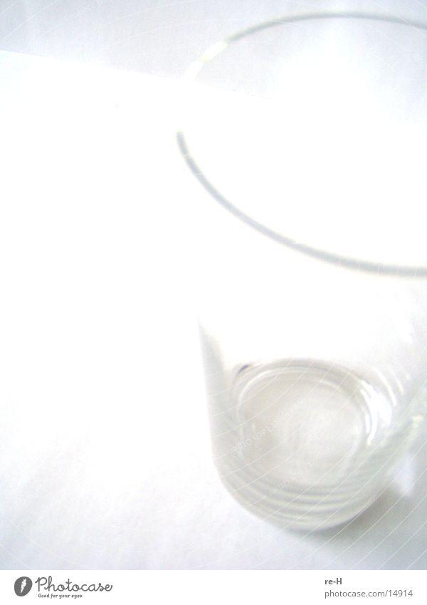 white crystal Stil Glas Getränk trinken Alkohol