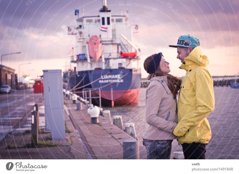 Hafen Lifestyle Sport Dekoration & Verzierung Hinweisschild Zusammenhalt Dose Stempel Warnschild Souvenir