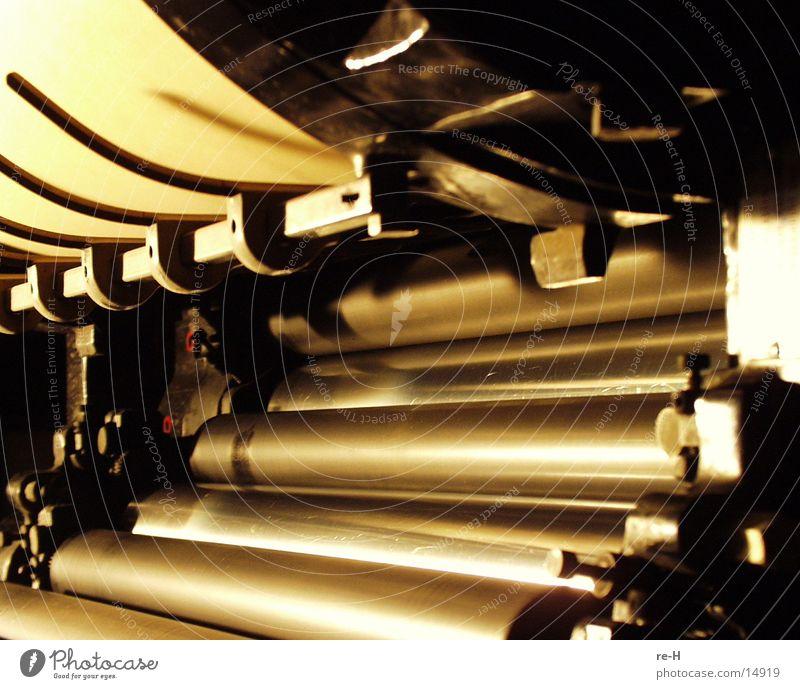 Druckerwalzen Technik & Technologie Elektrisches Gerät Drucktechnik