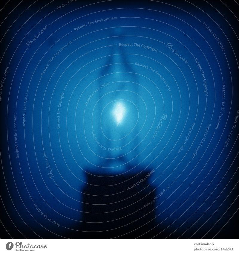 kalte fusion Weihnachten & Advent blau Winter kalt hell Elektrizität Technik & Technologie Teile u. Stücke Glühbirne Lichterkette Elektrisches Gerät