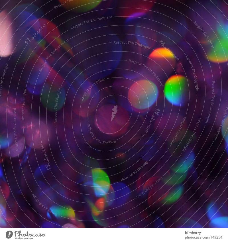 sounds good Farbe Freude Farbstoff Stil Feste & Feiern Kunst Hintergrundbild Design Lebewesen Kitsch Blendenfleck Laser Farbverlauf Lichttechnik Neujahrsfest