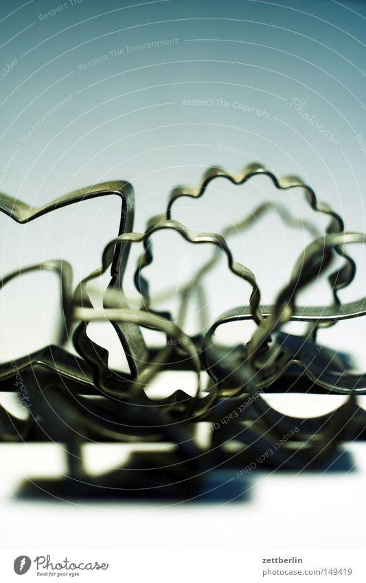 Ausstechformen Weihnachten & Advent Metall stehen Kochen & Garen & Backen Metallwaren viele Handwerk Stillleben Backwaren Verschiedenheit Auswahl