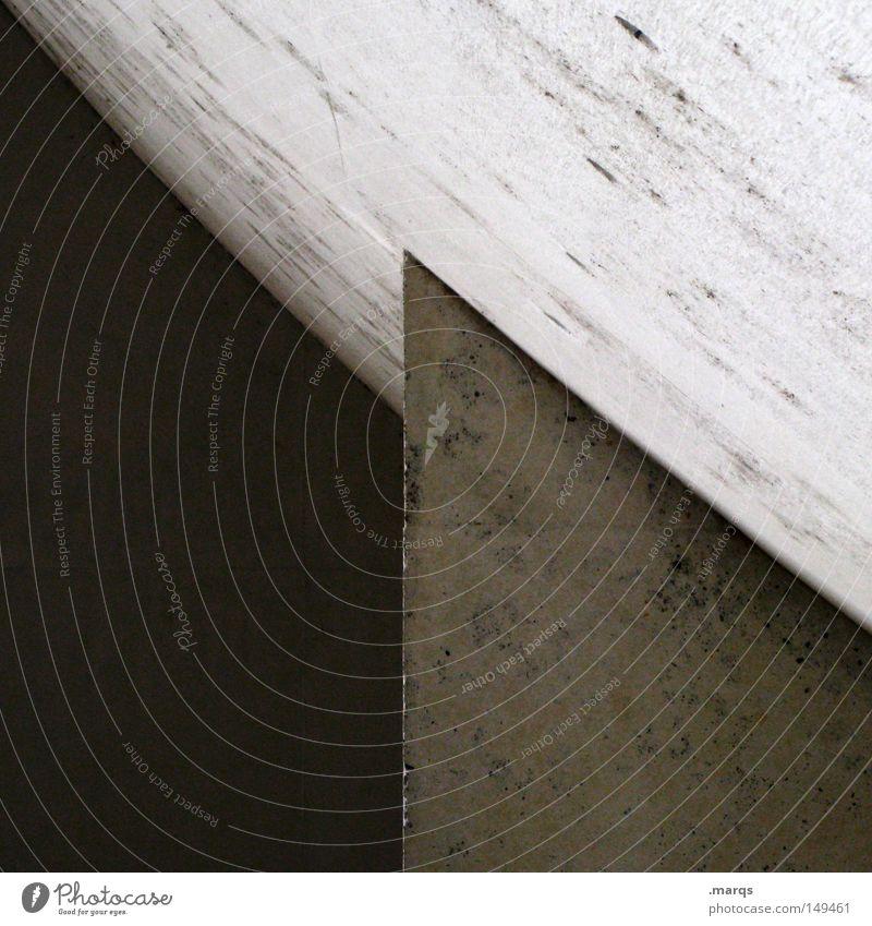 mnmlsm Haus Stil Gebäude Architektur Design elegant Beton ästhetisch Ecke rund Sauberkeit Spitze außergewöhnlich obskur skurril