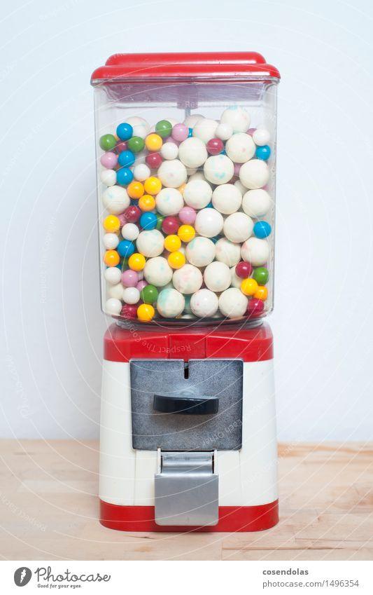 Candy Machine Freude Glück Design Kindheit Armut kaufen Neugier Geld historisch Kitsch Handel trashig Vorfreude bezahlen Krimskrams Gier