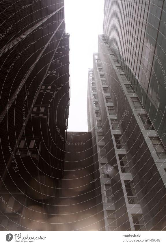 URBANLOVE™ SOBE Stadt Leben grau Gebäude Architektur Wassertropfen Hochhaus trist Häusliches Leben Miami