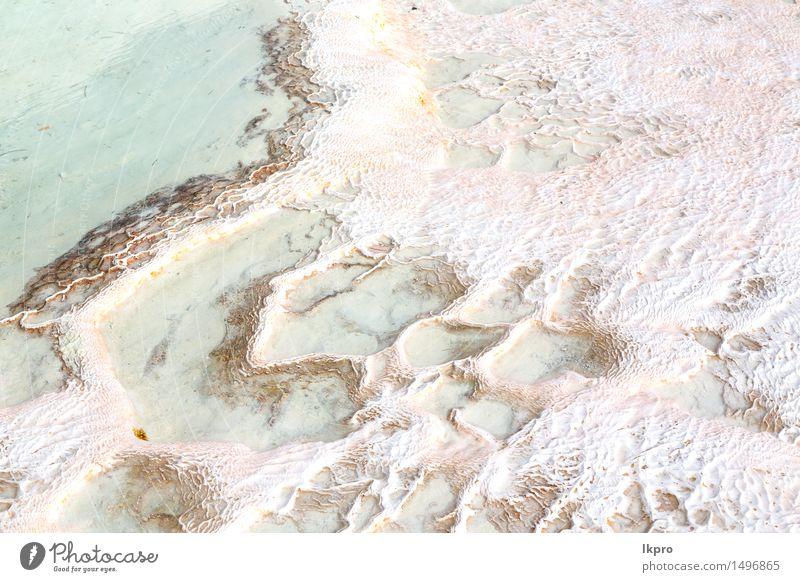 Natur Ferien & Urlaub & Reisen blau schön weiß Landschaft schwarz Berge u. Gebirge natürlich grau braun Linie Felsen rosa Tourismus einzigartig