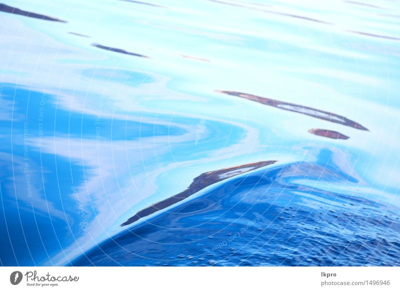 Kykladen Griechenland Europa die Farbe und Reflex Natur blau grün schön Sommer weiß Sonne Meer Erholung schwarz gelb natürlich Stein braun Linie