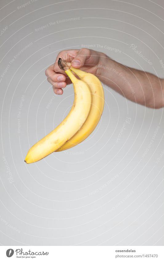 Banane Gesunde Ernährung gelb Essen Gesundheit Frucht Vegetarische Ernährung