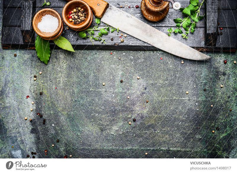 Lecker Kochen Hintergrund. Gesunde Ernährung gelb Speise Foodfotografie Hintergrundbild Stil Holz Lebensmittel Design Häusliches Leben Textfreiraum Tisch