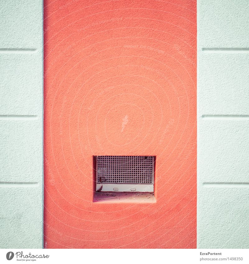 - . - Farbe weiß rot Haus Fenster Wand Architektur Hintergrundbild Gebäude Mauer Stein Linie Fassade Design dreckig Beton