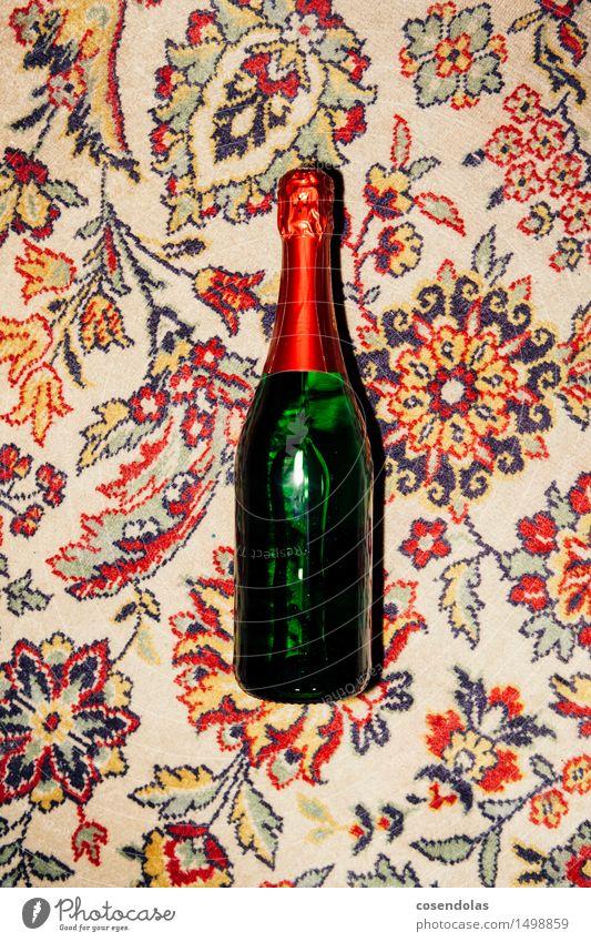 Sektchentime Alkohol Prosecco Champagner elegant Stil Freude Glück Feierabend Zufriedenheit Erfolg Hemmungslosigkeit Rausch Feste & Feiern Farbfoto