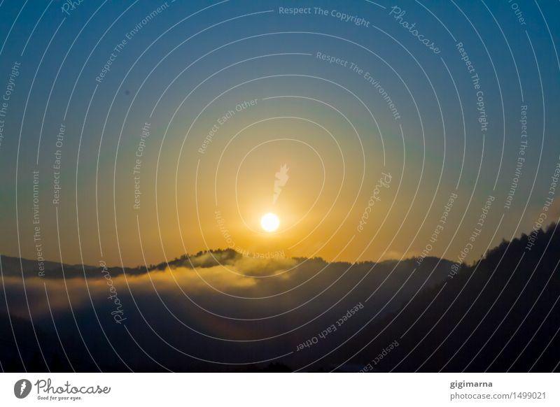 Morgenstimmung Ferien & Urlaub & Reisen Sommer Sonne Ausflug Warmherzigkeit Hoffnung Sightseeing Atmosphäre
