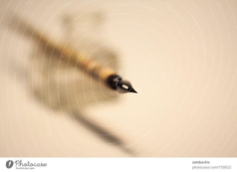 Redis Schreibfeder Schwan Grafik u. Illustration Kalligraphie liniert Gliederpuppe Zeichenutensilien Zeichenpapier Zeichenbrett Kunst Künstler Mediengestalter