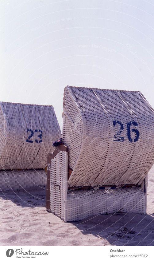 Strandkorb Nr. 26 23 Meer Ferien & Urlaub & Reisen Freizeit & Hobby Erholung