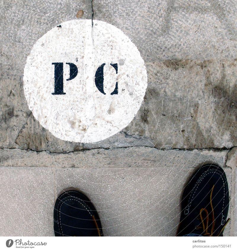 Ich steh (fast) auf PC... Computer Betriebssystem Software Elektrisches Gerät Datenübertragung programmieren Information Prozessor Arbeit & Erwerbstätigkeit
