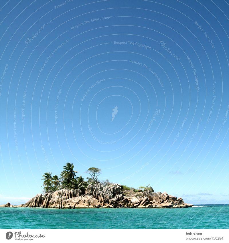 lieblingsmodel Himmel blau Ferien & Urlaub & Reisen Sommer Meer Strand Ferne Freiheit Küste Wellen Insel Tourismus Ausflug Abenteuer genießen türkis