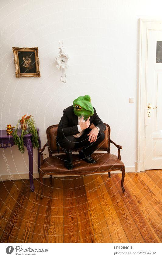 LP.Turtles. I Häusliches Leben Wohnung Innenarchitektur Dekoration & Verzierung Möbel Feste & Feiern Karneval Halloween maskulin Mann Erwachsene 1 Mensch
