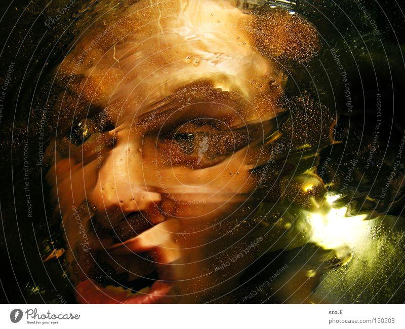 being just a little strange pt.3 Mensch Freude Gesicht Gefühle Mund Angst Wut schreien Panik Ärger Reaktionen u. Effekte Verzerrung