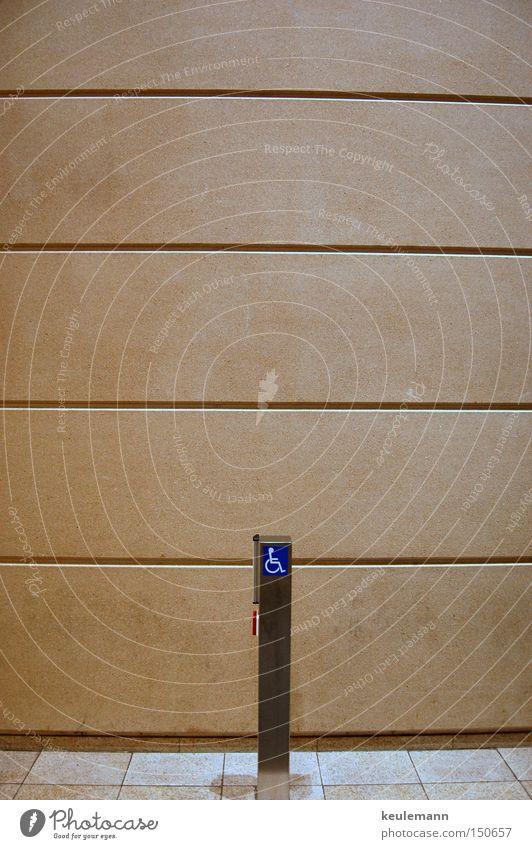 I drüke de knöpje Wand Fassade modern Fliesen u. Kacheln Knöpfe Schalter Geometrie aufmachen minimalistisch Behindertengerecht Moderne Architektur