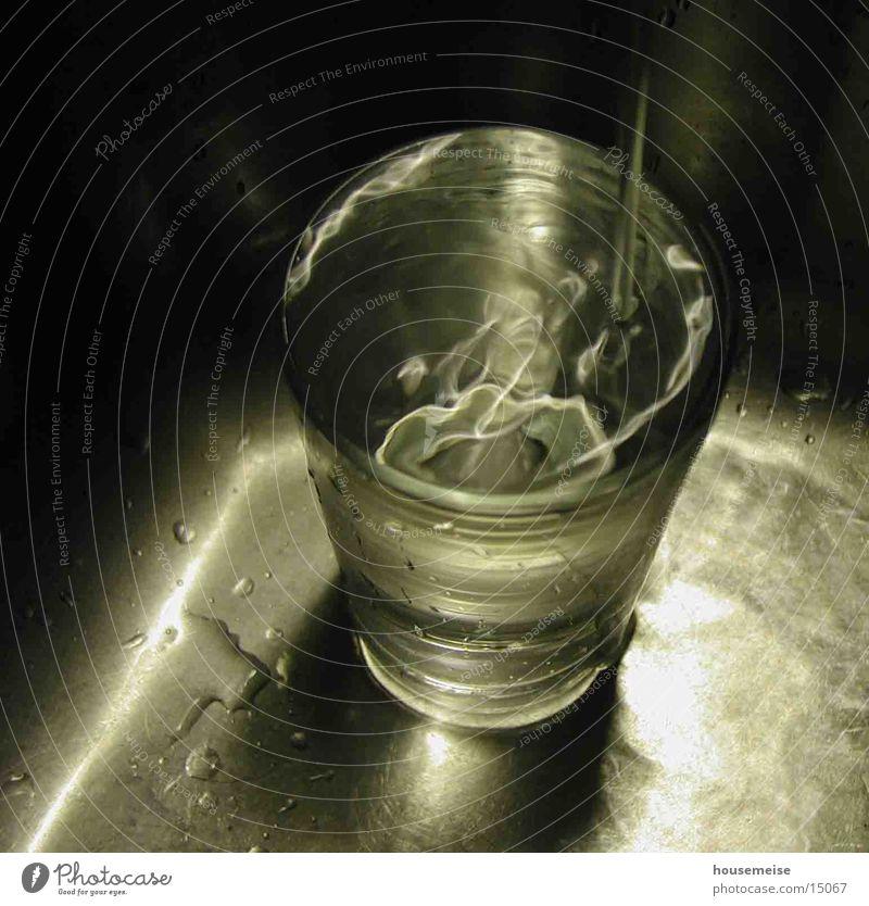 GLAS Wasser Glas Küche