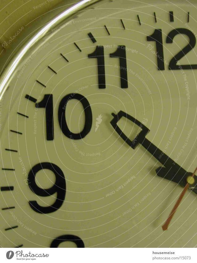Uhr Dinge Kunst Zeit Häusliches Leben Bild
