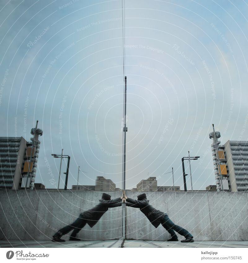 avatar Mensch Mann Stadt Haus Berlin Fenster Hochhaus kämpfen Fensterscheibe Reflexion & Spiegelung Scheibe Spiegelbild wirklich online Kampfsport