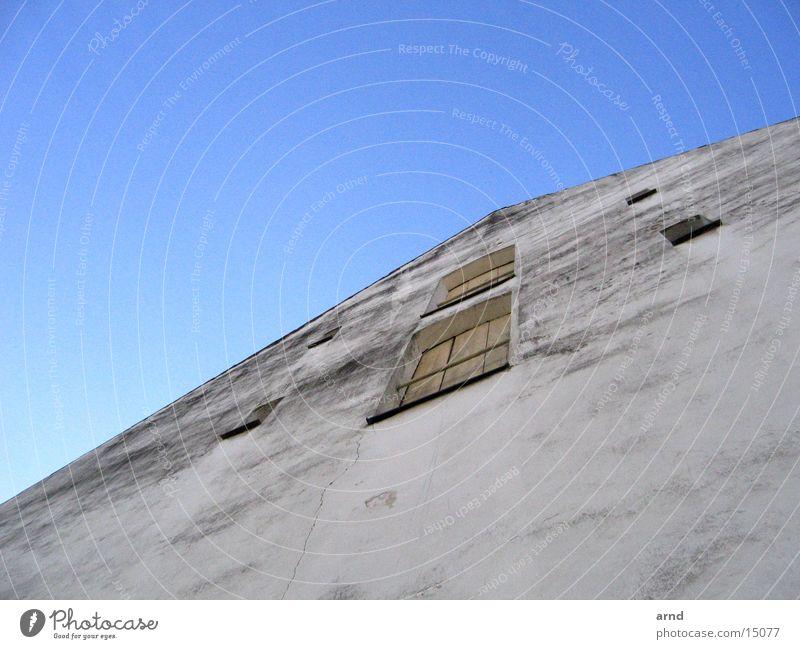 klosterscheune alt Himmel Architektur Perspektive Scheune Kloster