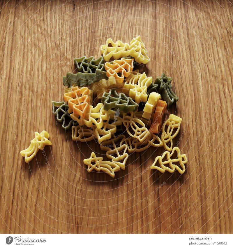 hast du heute lust auf nudeln, schatz? Weihnachten & Advent Holz Ernährung Dekoration & Verzierung Kochen & Garen & Backen Küche Appetit & Hunger Tanne