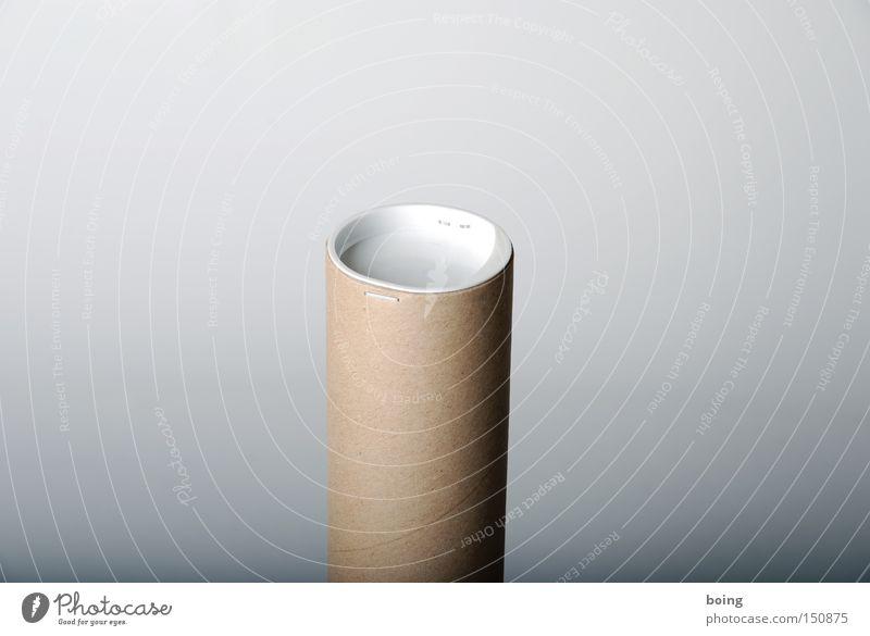 Rolle Erfolg planen Kommunizieren rund Güterverkehr & Logistik Medien Post Sammlung Karton Poster Karriere Arbeitsplatz Rolle Papier Paket Verpackung