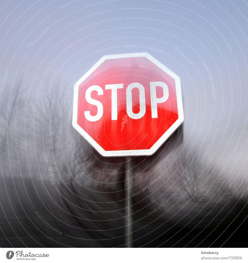 haltestelle Ferien & Urlaub & Reisen Straßenverkehr Schilder & Markierungen Verkehr Verkehrsschild Reisefotografie stoppen Zeichen Navigation Haltestelle
