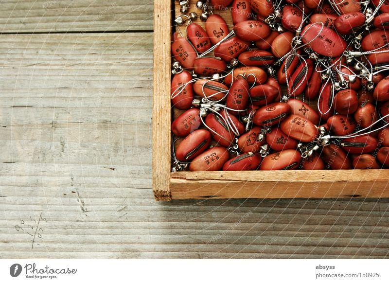 Lucky Beans Ferien & Urlaub & Reisen Holz Glück Kunst Tisch Asien Zeichen China Schmuck Kasten Symbole & Metaphern Markt verkaufen Rahmen Gemüse Bohnen