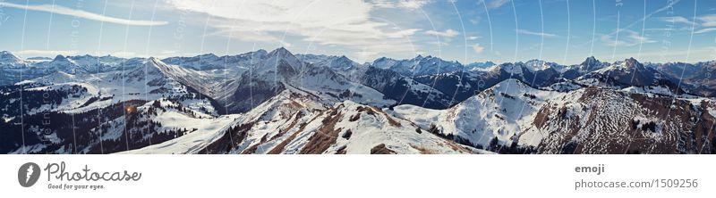 top Himmel Natur blau Landschaft Winter Berge u. Gebirge Umwelt Schnee natürlich Tourismus Schönes Wetter Alpen Schneebedeckte Gipfel Schweiz
