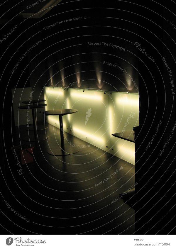 Lights up Stimmung Beleuchtung Architektur Tisch Gastronomie Scheinwerfer Parkett Kneipe