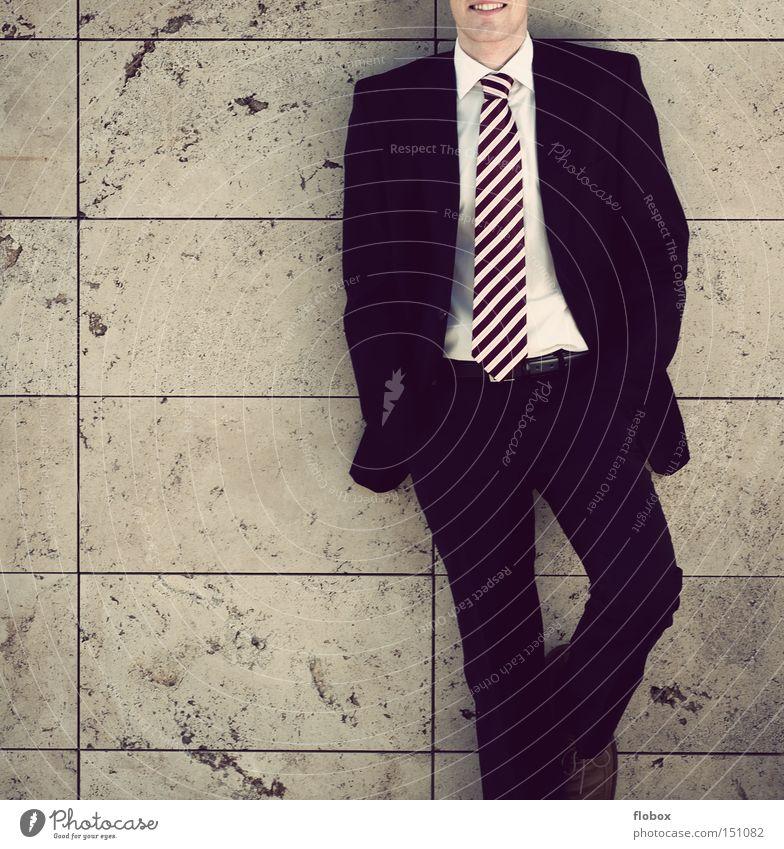 No. 2 0 0 - first (half) self Mann Beruf schwarz Erwachsene Business Arbeit & Erwerbstätigkeit Erfolg Mensch Jacke Dienstleistungsgewerbe Geschäftsleute Anzug