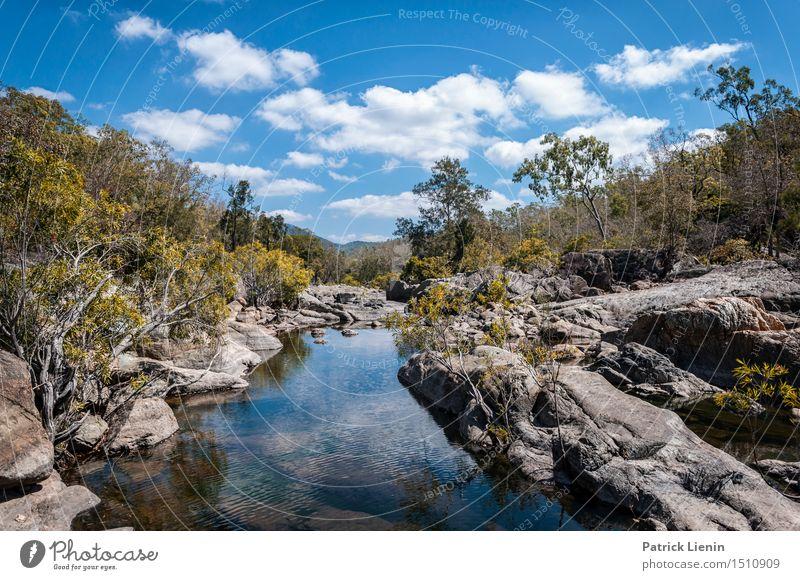 Australien Schwimmbad Ferien & Urlaub & Reisen Ausflug Abenteuer Sommer wandern Umwelt Natur Landschaft Urelemente Himmel Wolken Klima Klimawandel Wetter