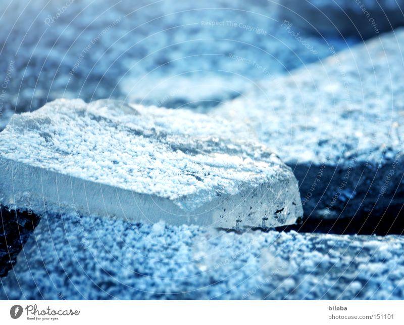 Ice Age Eis kalt Frost frieren Winter gefroren Eiszeit Muster Strukturen & Formen Ordnung Teile u. Stücke Urelemente Chemische Elemente Trauer Verzweiflung