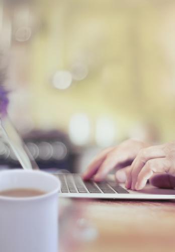 internetcafé Hand Business Arbeit & Erwerbstätigkeit Büro Technik & Technologie Kommunizieren Computer Zukunft Finger Studium planen Information Bildung