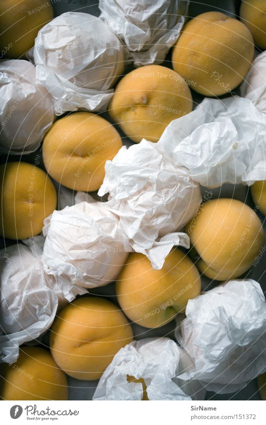 28 [millions of peaches] Frucht Küche Gastronomie lecker Duft saftig Kiste verpackt fruchtig einpacken Paletten Pfirsich Obstkiste