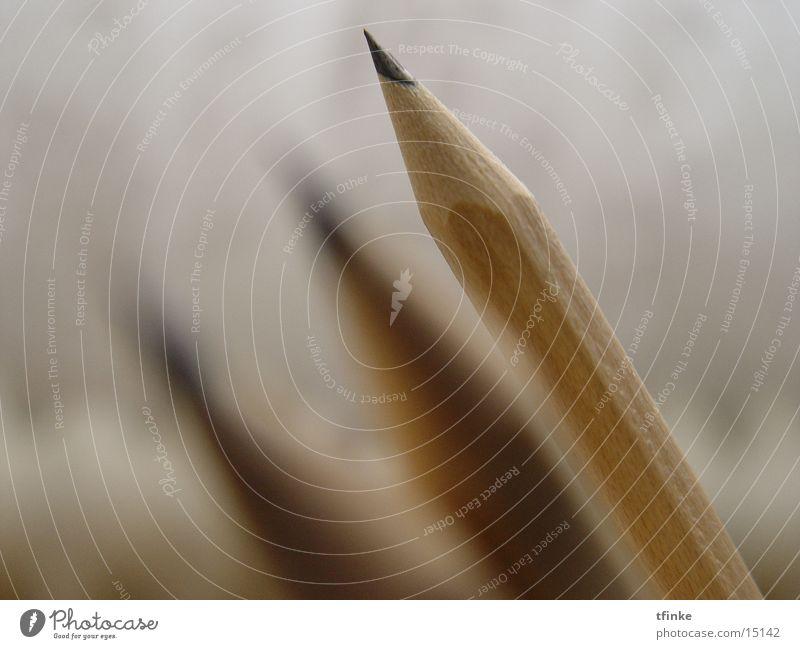 bleistüfte Bleistift Hintergrundbild Unschärfe Makroaufnahme