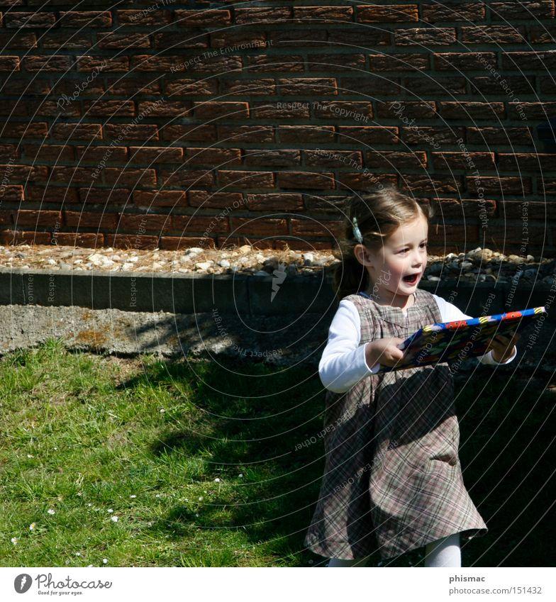 Kind Mädchen Freude Glück Geburtstag Fröhlichkeit Geschenk Ostern 3-8 Jahre Geburtstagsgeschenk