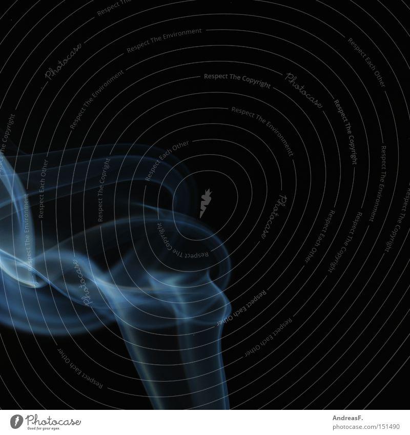 Rauchzeichen Wasserdampf Kohlendioxid Brand Feuer Smog Rauchen Tabakwaren Rauchen verboten Zigarette Abgas heiß Nikotin Gastronomie