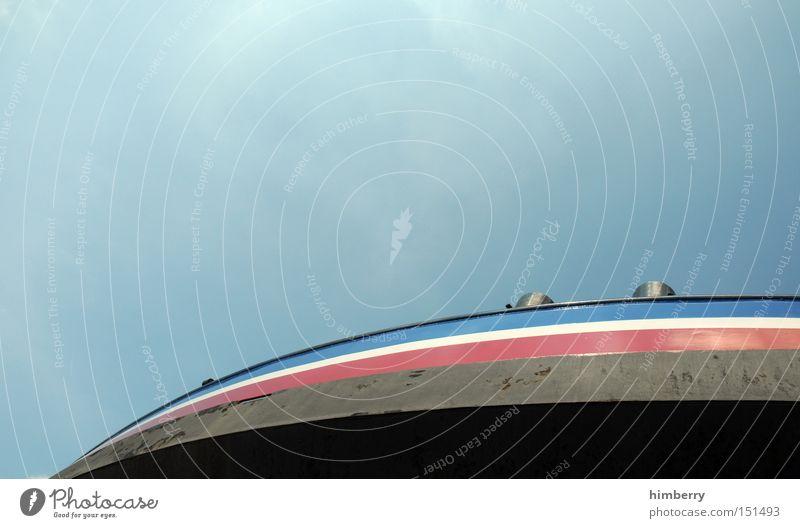 trendline Wasserfahrzeug Design Erfolg Perspektive Stahl Schifffahrt trendy positiv Schornstein Sportveranstaltung Konkurrenz Kapitalwirtschaft Reling Ladung Frachter