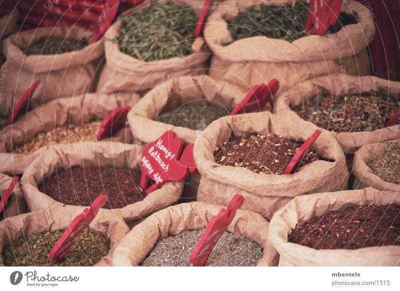 Gewürze Kräuter & Gewürze Naher und Mittlerer Osten Ernährung Markt Geruch Orientalische Küche